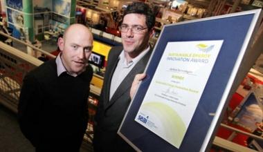 Belfield Technologies Wins SEAI Award